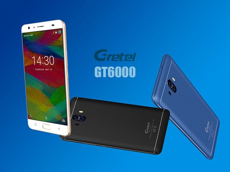 Gretel GT6000 4G Phablet Specs, Features, And Images