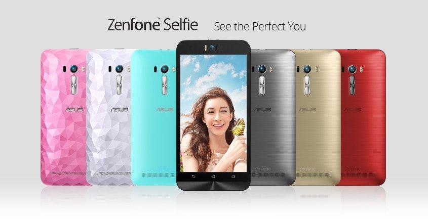 Asus Zenfone Selfie (ZD551KL) For All Selfie Lovers Features And Specs