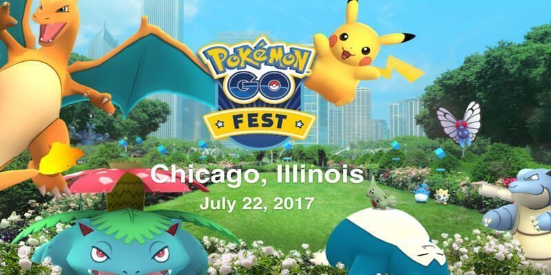 Pokemon Go Fest Update Challenge Times Changed Slightly