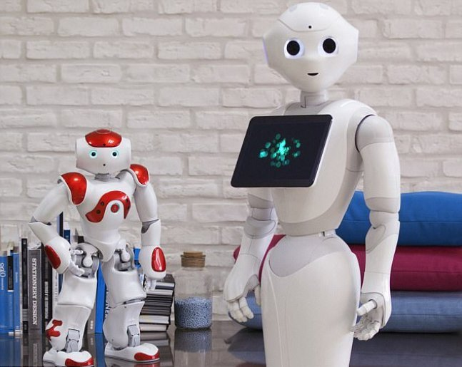 Beware! Hackers Can Use Branded Robots To Spy On Your Family