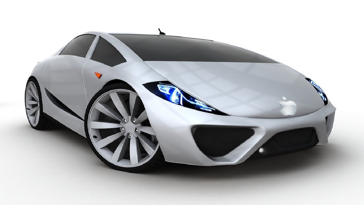 Get Ready! The Gorgeous Apple Car Is Coming Soon Here's The Images