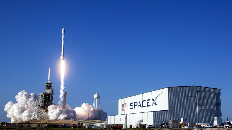 Elon Musk Introduces City-To-City Travel By Rocket, Right Here On Earth