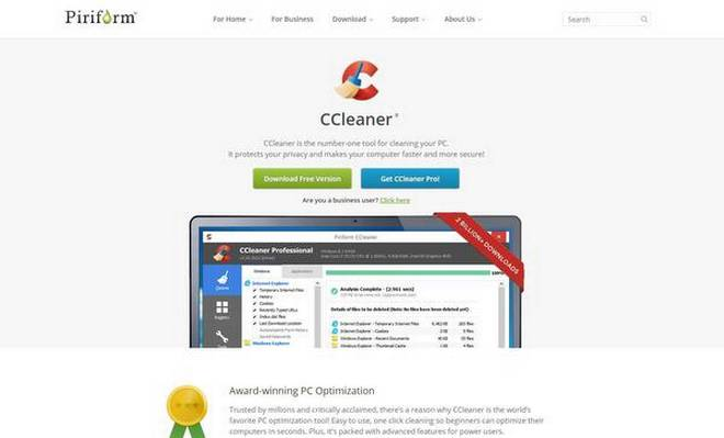 Hackers Compromised CCleaner Software And Installed Secret Backdoor