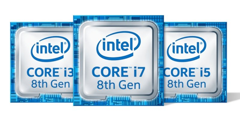 Intel 8th Gen Processors Are The Strongest Processors Ever