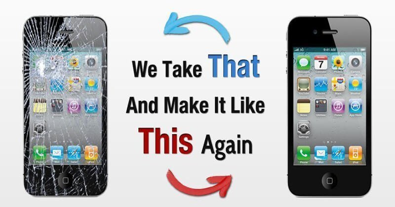 how to fix a broken iphone screen lets how to fix your broken iphone screen 2252