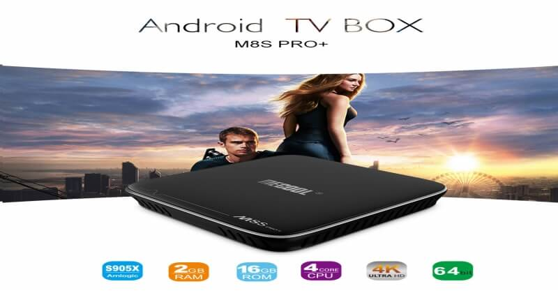MECOOL M8S Pro L Amlogic S912 TV Box Features And Specs
