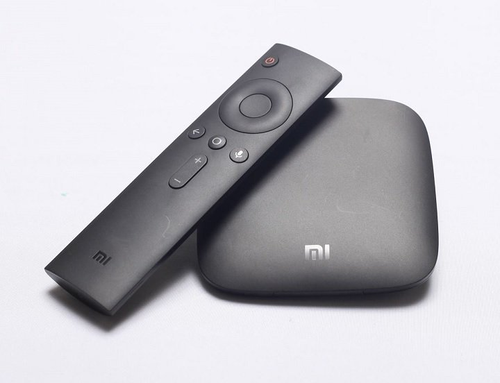 Xiaomi Mi TV Box With Android 6.0 And Bluetooth Remote Control