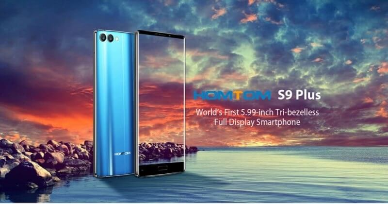 HomTom S9 Plus Phablet With Amazing Features And Specs