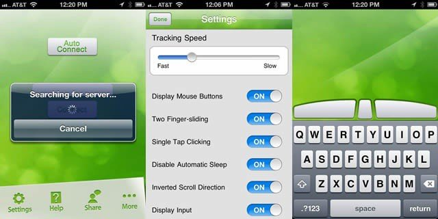 How To Use iPhone as A Keyboard, Mouse, Trackpad For PC