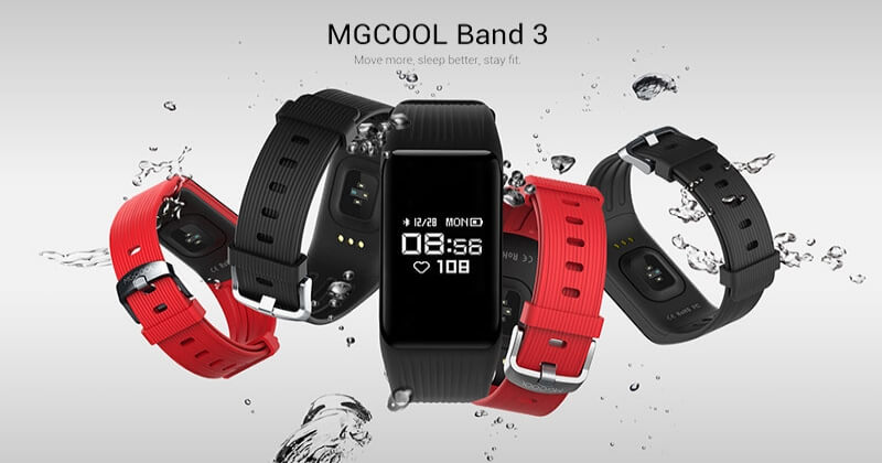 MGCool Band 3 Smart Fitness Band To Keep You Fit