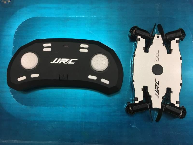 Slimmest Pocket Selfie Drone JJRC H49WH SOL Mini Foldable RC