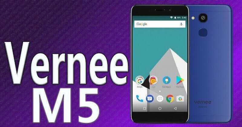 Vernee M5 Smartphone With Budget Price And 4GB Of RAM