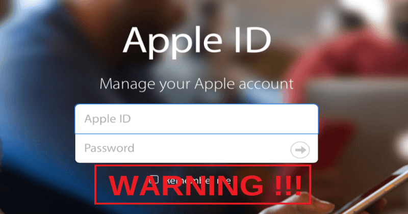 iPhone Password Shockingly Easy To Steal From iOS Users