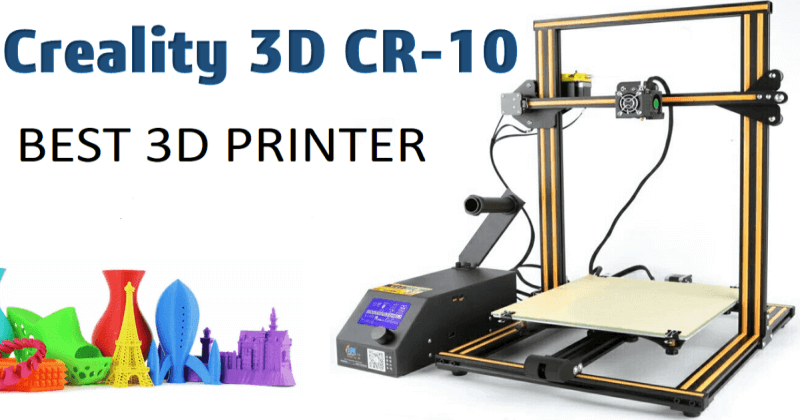Creality3D CR10S 3D Desktop DIY Printer With Great Design