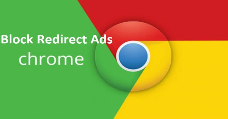 Stop Redirects on Google Chrome