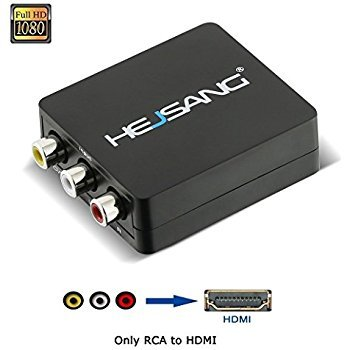 Teorder RCA to HDMI Converters