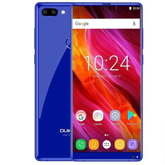 Here Is The Marvelous Oukitel MIX 2 6.0 inch Screen Phablet