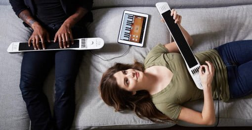 The Artiphon Instrument 1 Multi-instrument For Artists