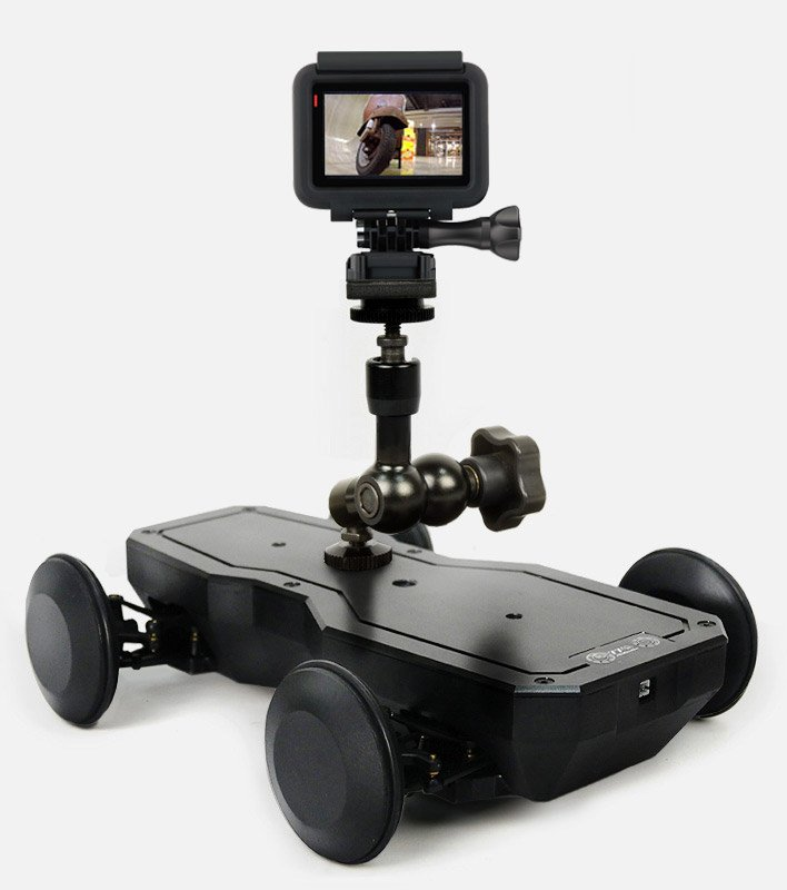 The Awesome iTableview Camera Car Launched by TTRobotix