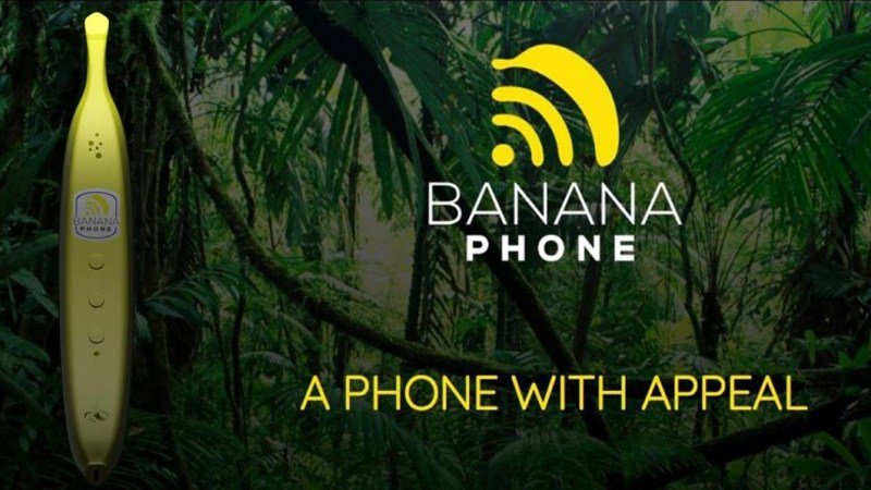 The Funny And Unique Banana Phone A Phone With Appeal