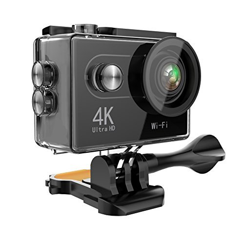 top 10 best 4k action camera in 2018 for sports and fun. Black Bedroom Furniture Sets. Home Design Ideas