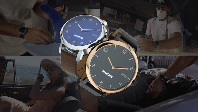 mVoice G2 World's First Watch with Voice And Full Display