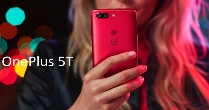 The Beautiful OnePlus 5T 4G Phablet International Version