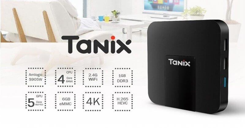The New Tanix TX3 Max TV Box To Make Your TV Smarter (2)