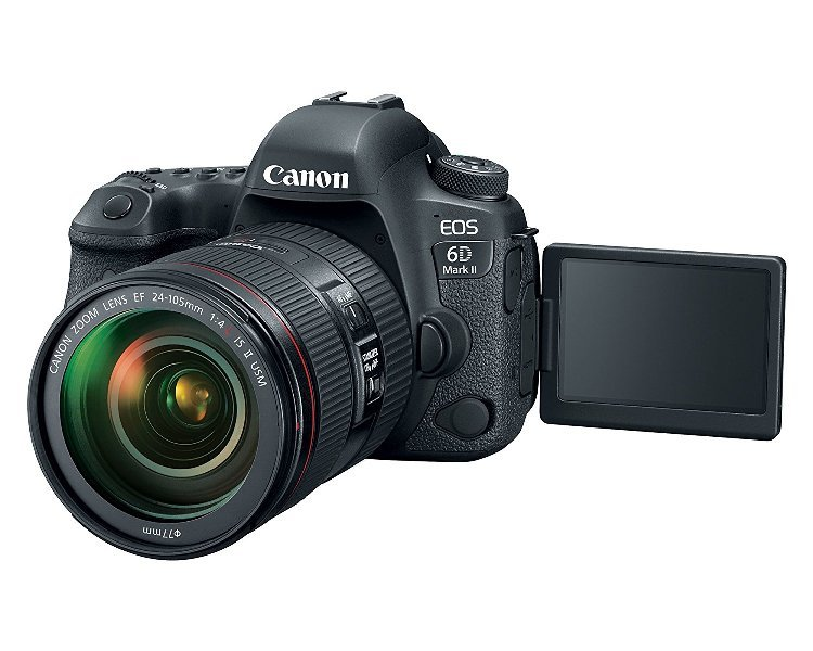 Canon EOS 6D Mark II Camera Full Review With Pros And Cons