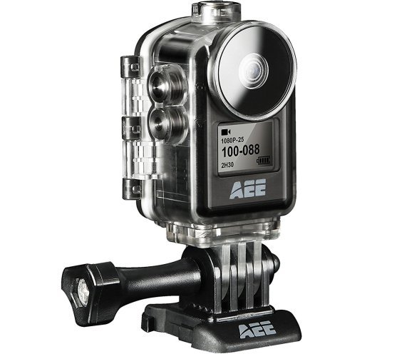 AEE Technology MD10 Body Mounted Action Cameras Full Review