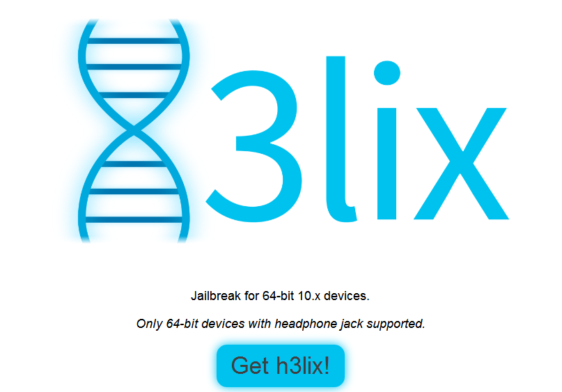 How To Download And Install DoubleH3lix Jailbreak with Cydia
