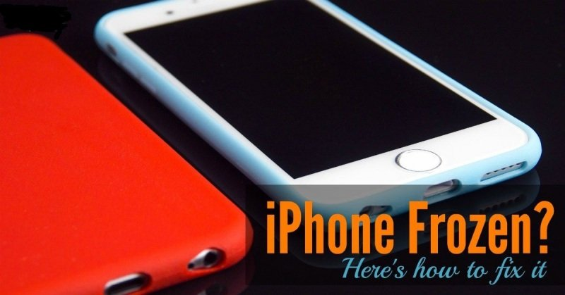 How To Fix A Slow Or Frozen iPhone or iPad Instantly