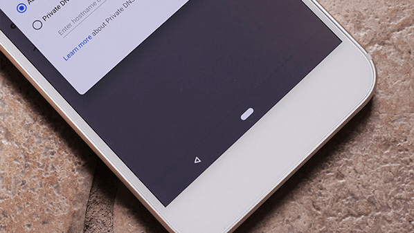 Android P Is Apparently Copying The iPhone X's Gesture Controls