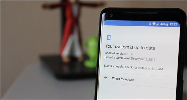 Android Phone Are Declaring to Have Latest Patches Research Said