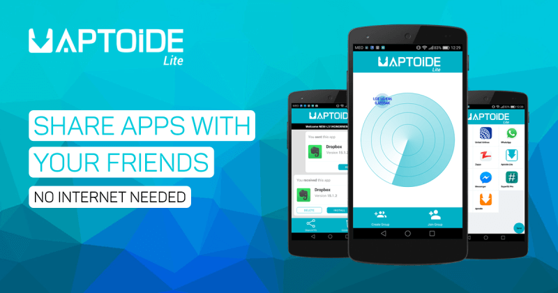 Free Download Aptoide Lite APK Latest Version For Android
