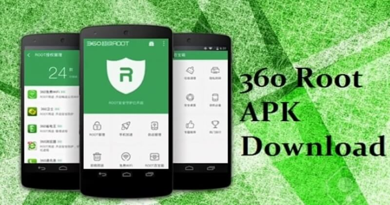 Download 360 Super Root APK Latest Version Free For Android