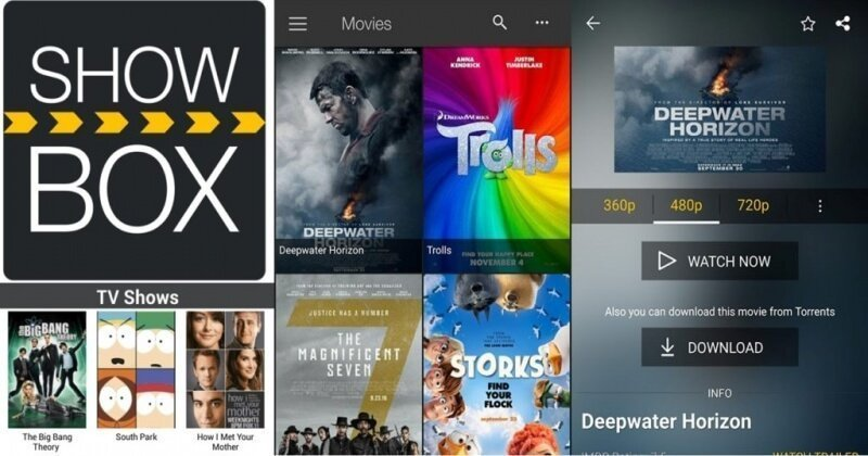 Download Showbox APK Latest Version Free For Android
