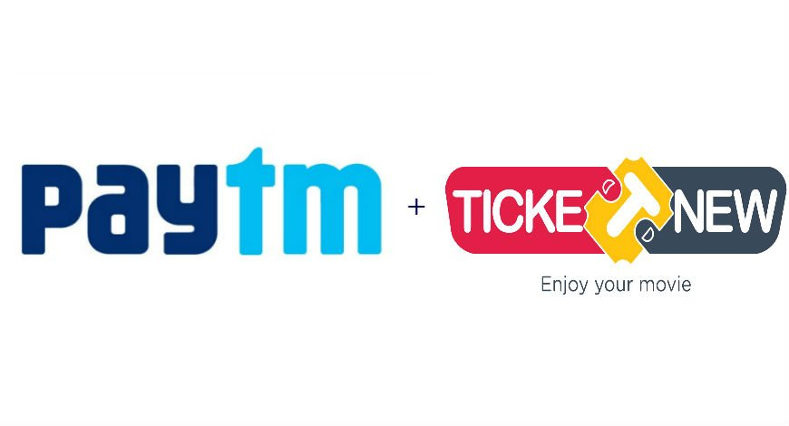 Paytm Acquires Online Ticketing Platform TicketNew