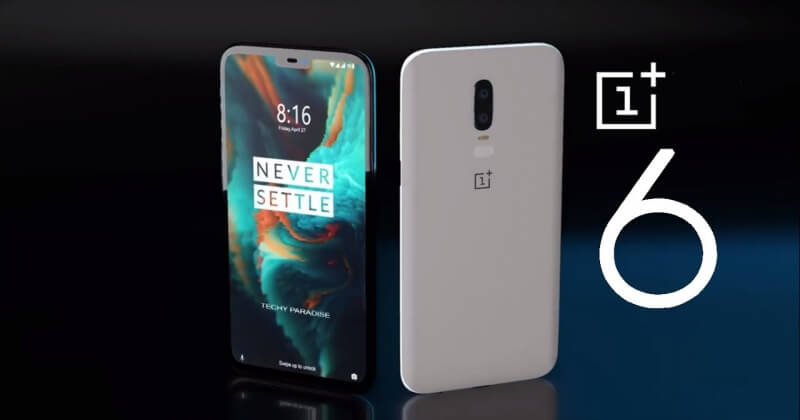 OnePlus 6 Updated To OxygenOS 5.1.6 Features Portrait Mode And More