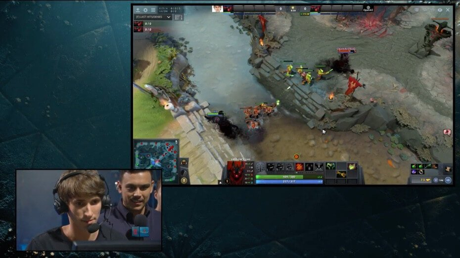 OpenAI Bots Trained To Play And Conquer Humans At Dota 2 Video Game