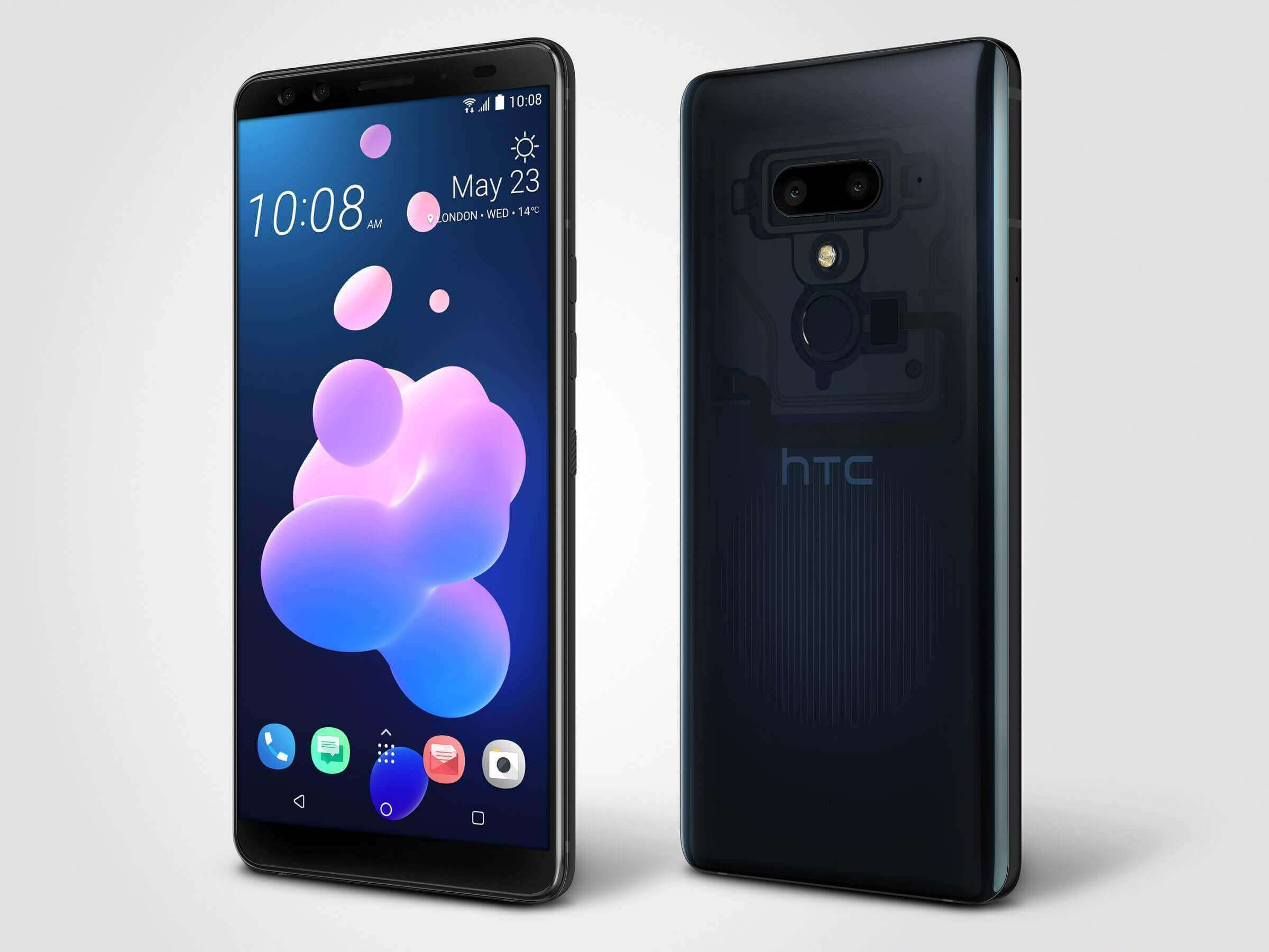 2. HTC U12+ Best Smartphones July 2018 [Top 10] (Average Cost)