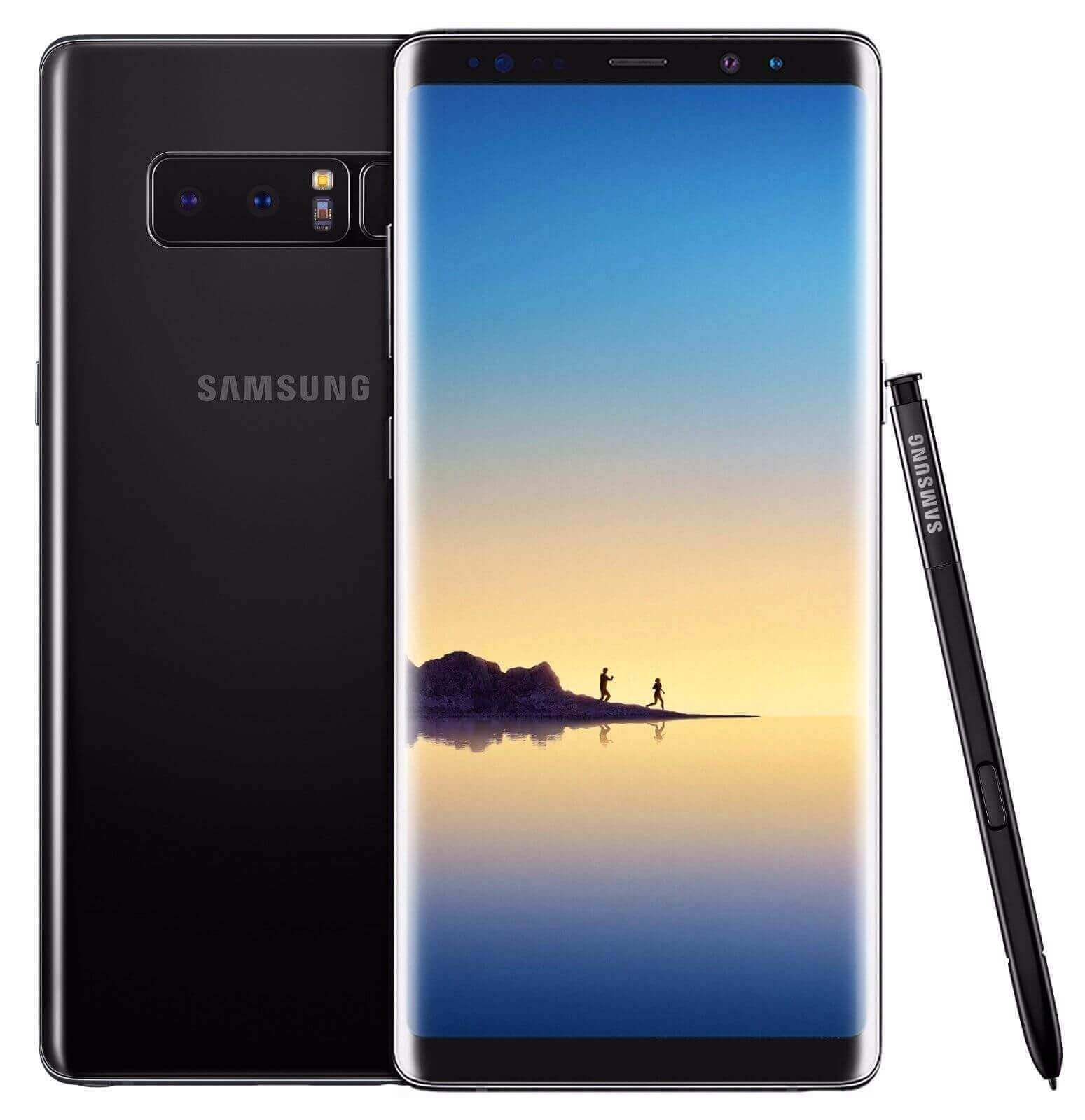 7. Samsung Galaxy Note 8 Best Smartphones July 2018 [Top 10] (Average Cost)