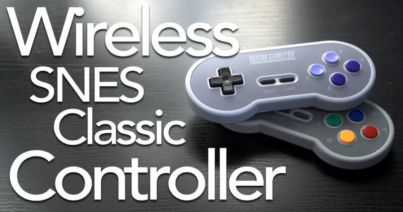 List Of Best SNES Controller Wireless And Originals