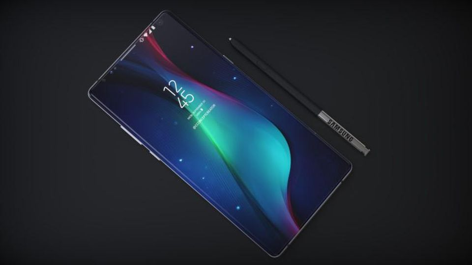 Samsung Galaxy Note 9 Launch Date Revealed Officially