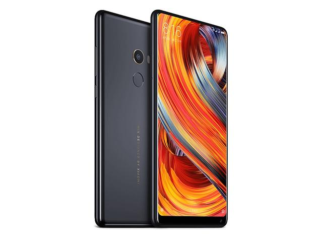 8. Xiaomi Mi Mix 2 | Best Smartphones July 2018 [Top 10] (Average Cost)