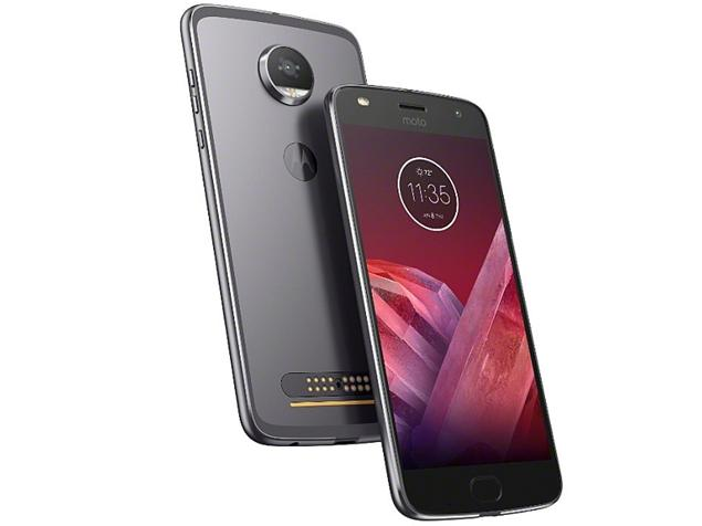 9. Motorola Moto Z2 Play | Top 10 Best Smartphones July 2018 (Average Cost)