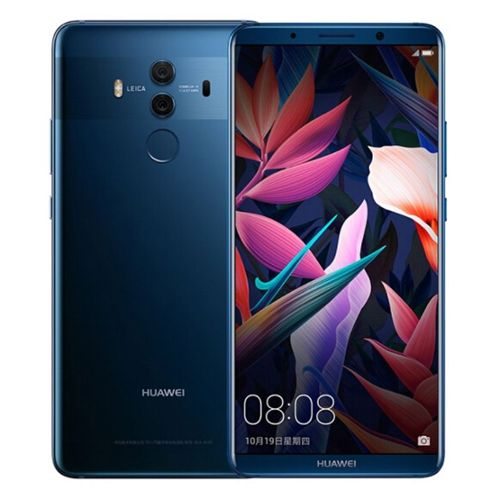 10. Huawei Mate 10 Pro   Best Smartphones July 2018 [Top 10] (Average Cost)