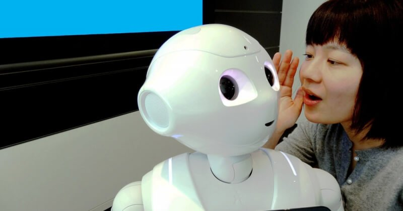 Hackers Can Remotely Control Robots Left Unsecured On Internet