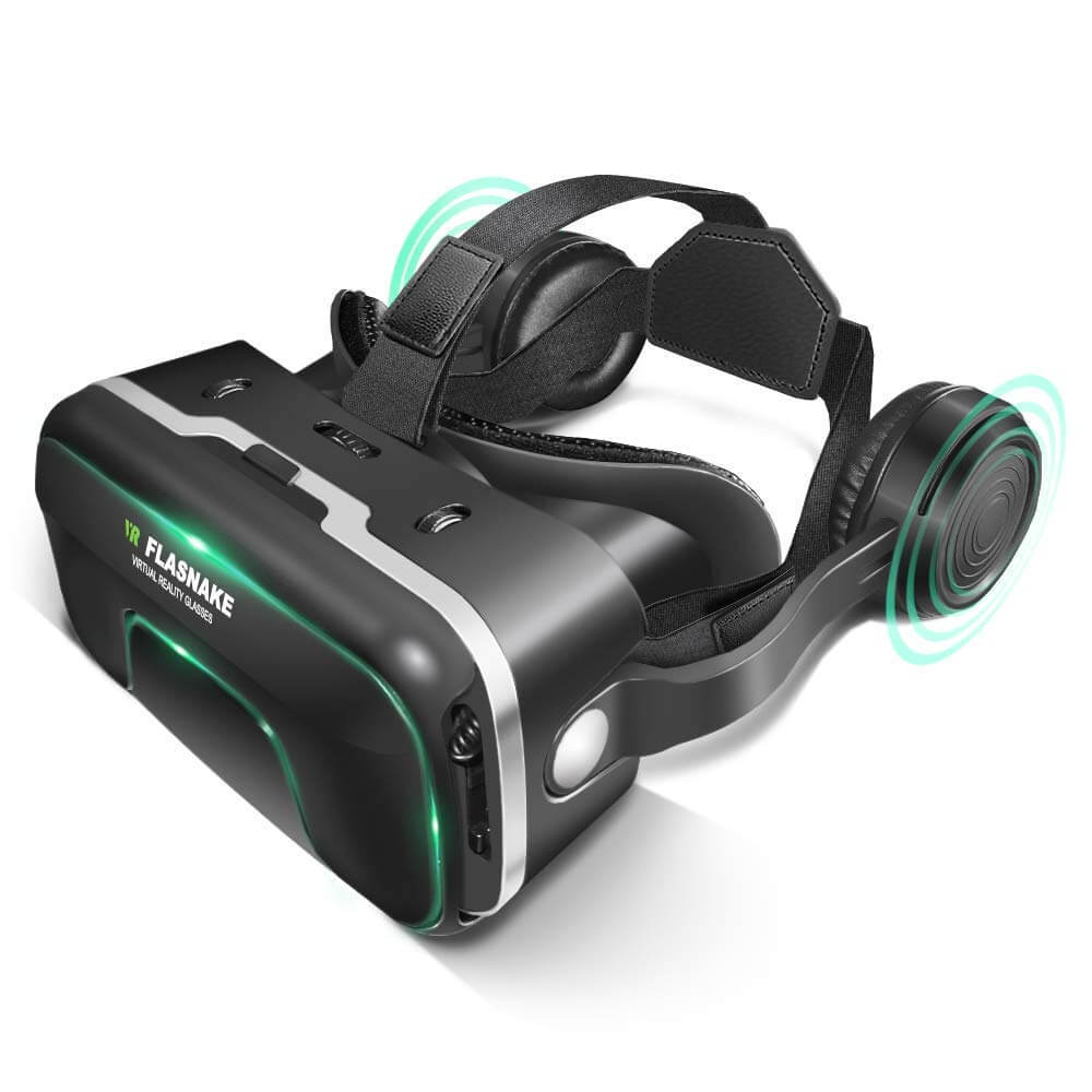 FLASNAKE VR Headset Full Review With Pros And Cons