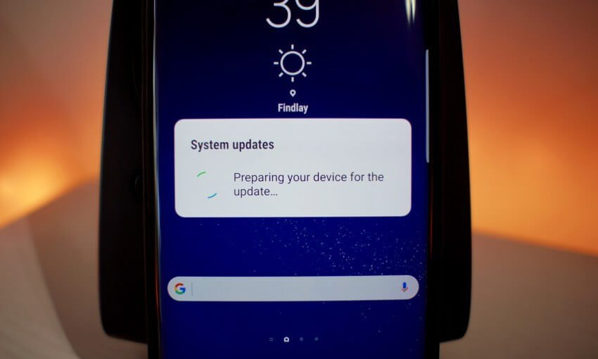 Update LG V50 ThinQ Into Latest Version Software Update OTA